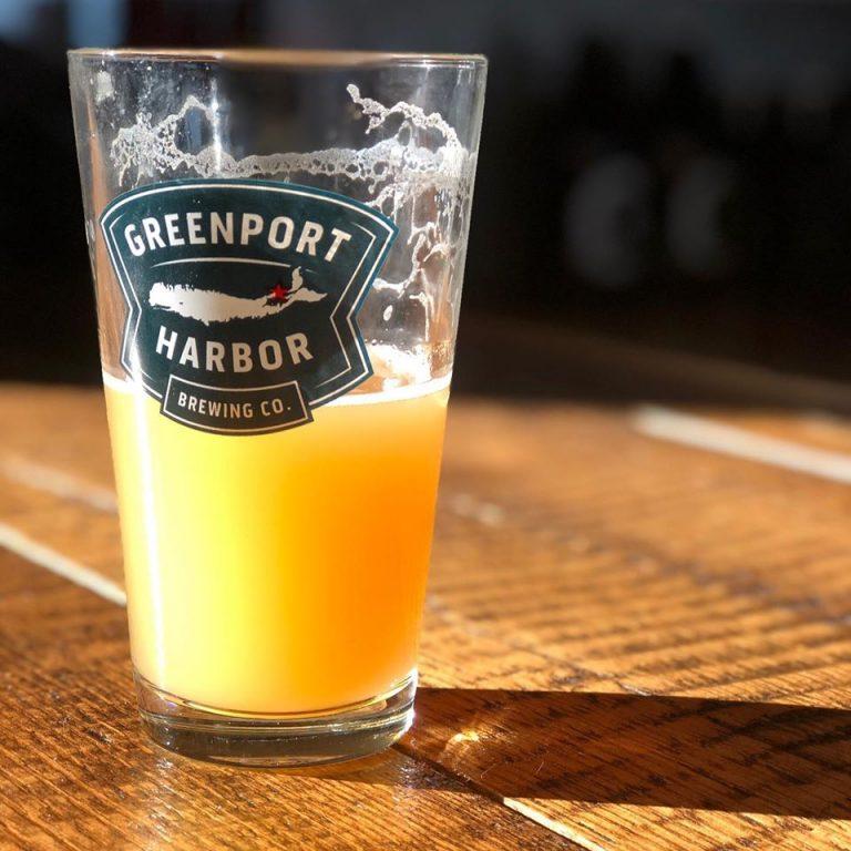 Greenport Harbor Brewing co. Greenport 768x768