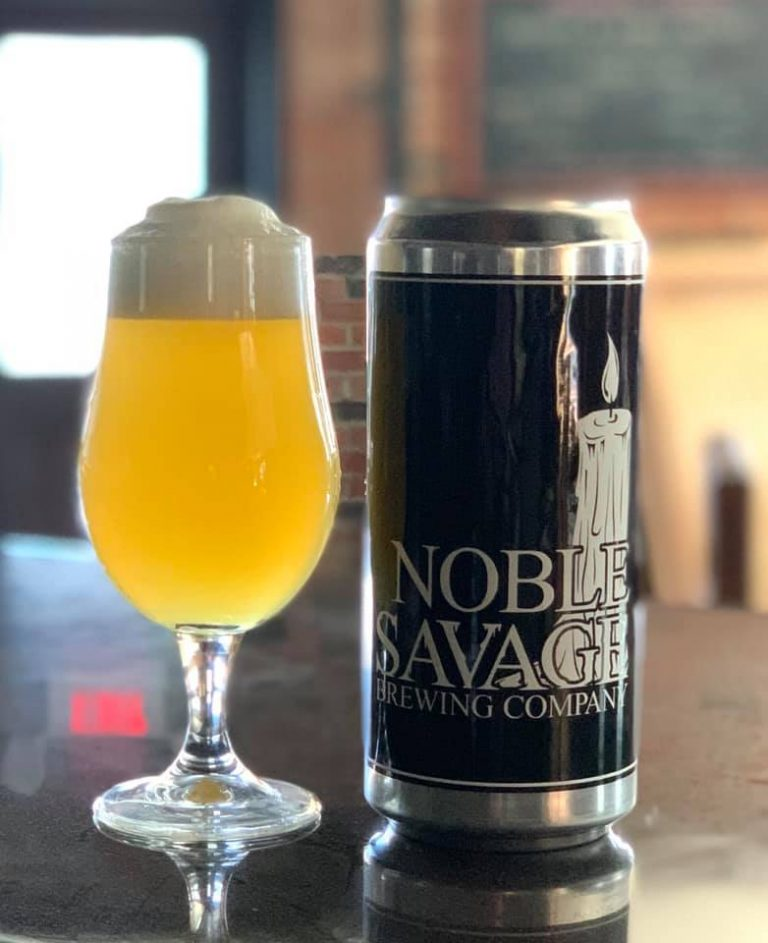 Noble Savage Brewing Company 768x943